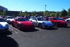 The lineup